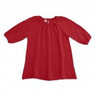 Dress Nina ruby red