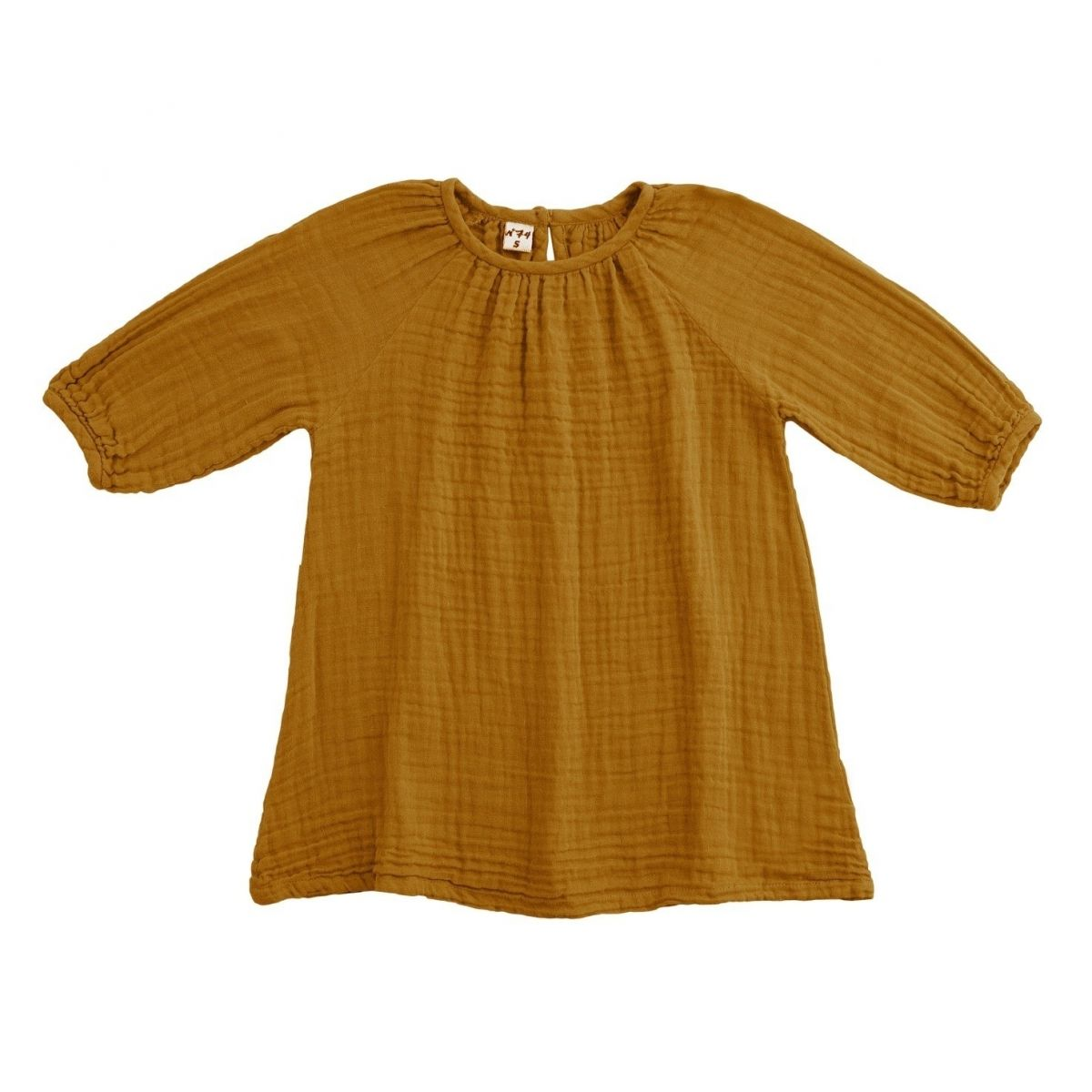 Numero 74 Dress Nina gold