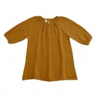 Dress Nina gold