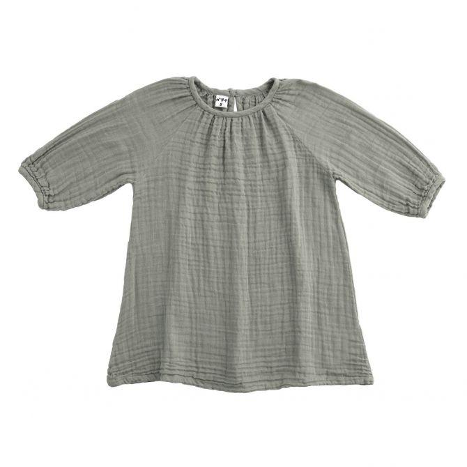 Dress Nina silver grey - Numero 74