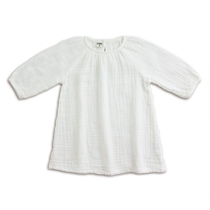 Dress Nina white - Numero 74