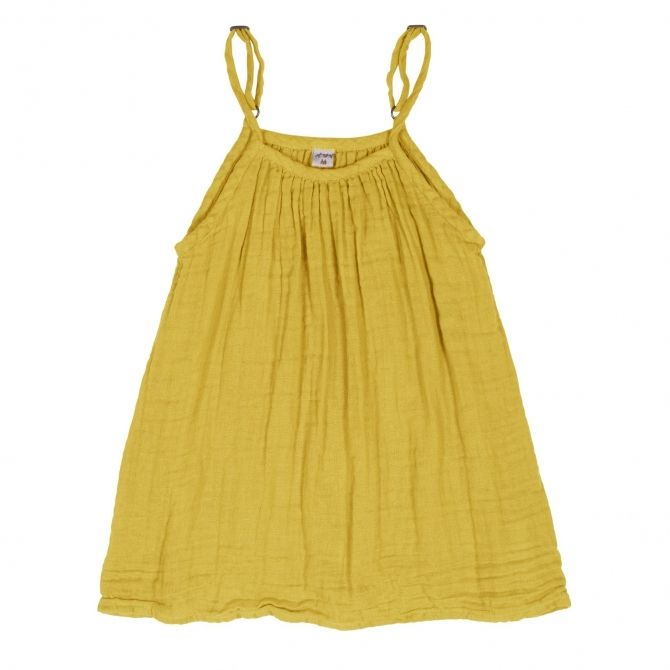 Numero 74 Dress Mia sunflower yellow