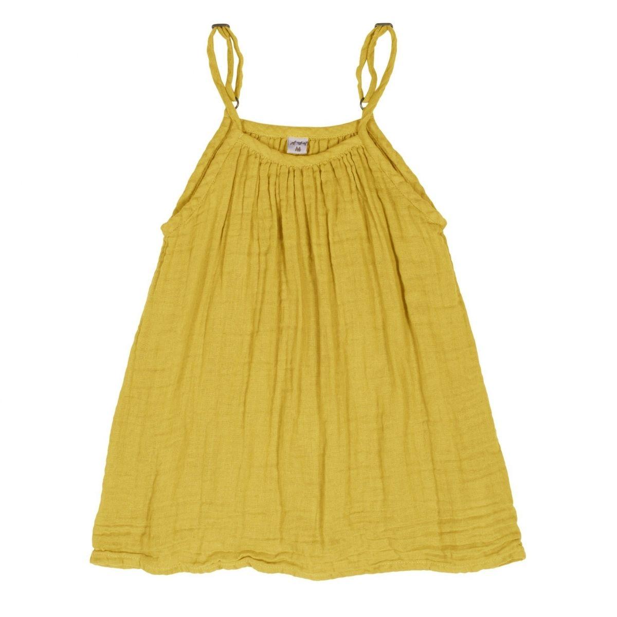 Numero 74 Sukienka Mia słonecznie żóła