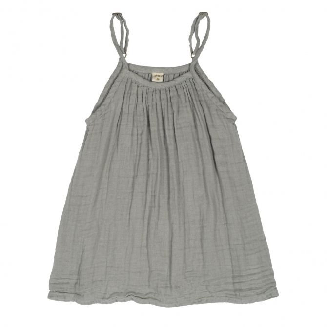 Numero 74 Dress Mia silver grey