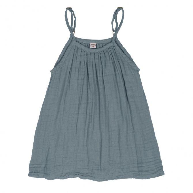 Sukienka Mia szaroniebieska - Numero 74