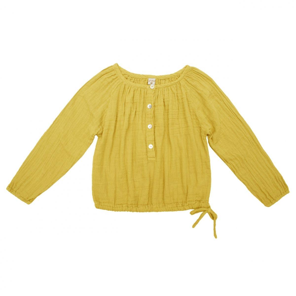 Numero 74 Bluzka Naia słoneczna żółć