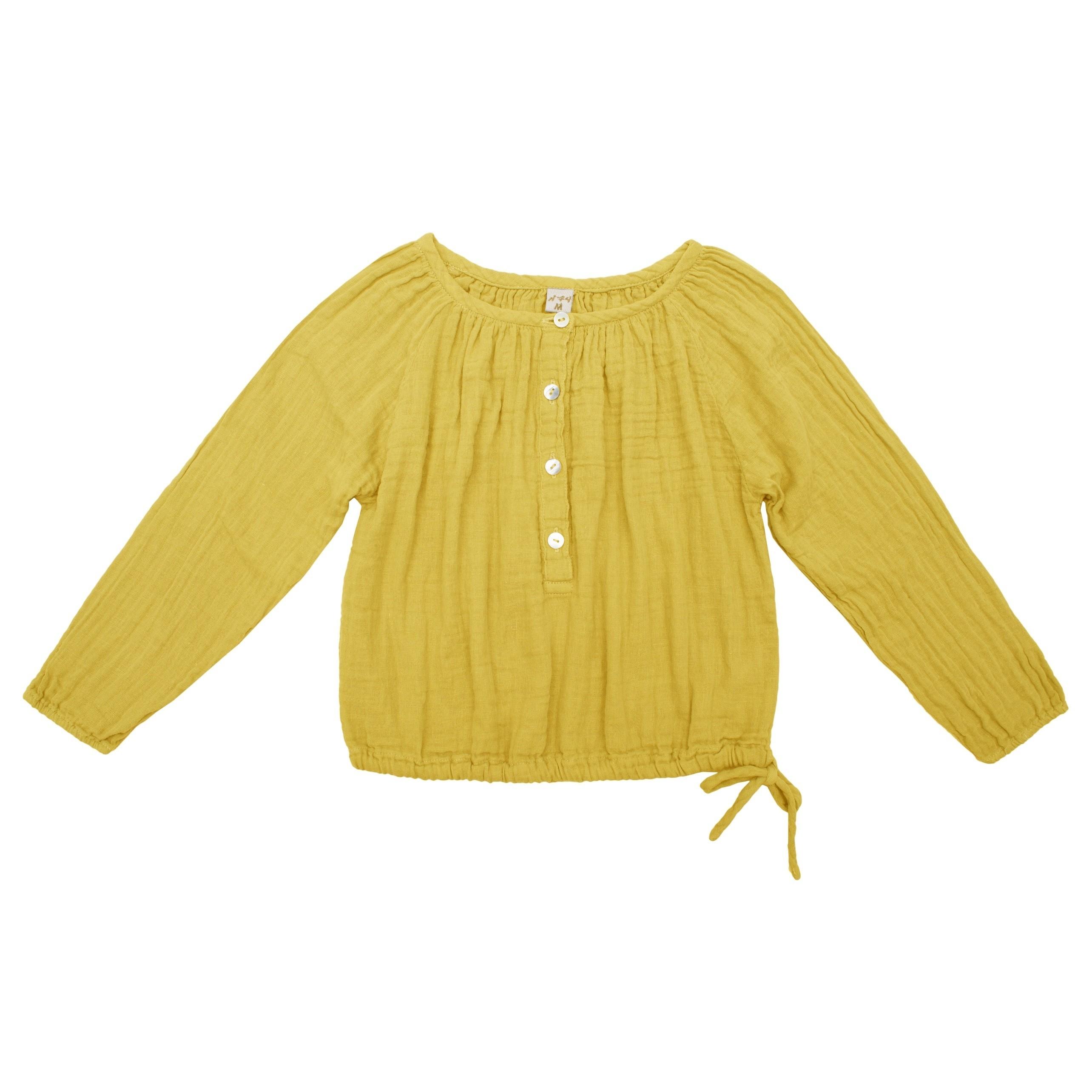 Shirt Naia sunflower yellow