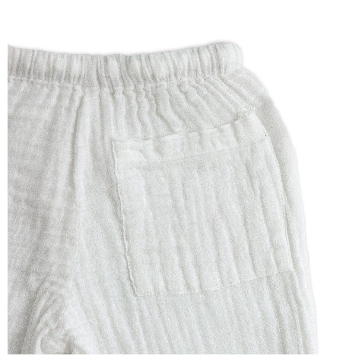 Suit Dan shirt & pants white - Numero 74