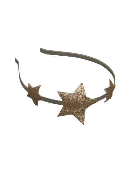 Numero 74 Headband Star Glitter mix colors