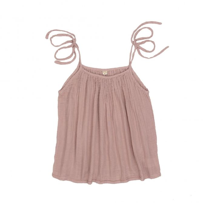 Dress short for mum Mia dusty pink - Numero 74