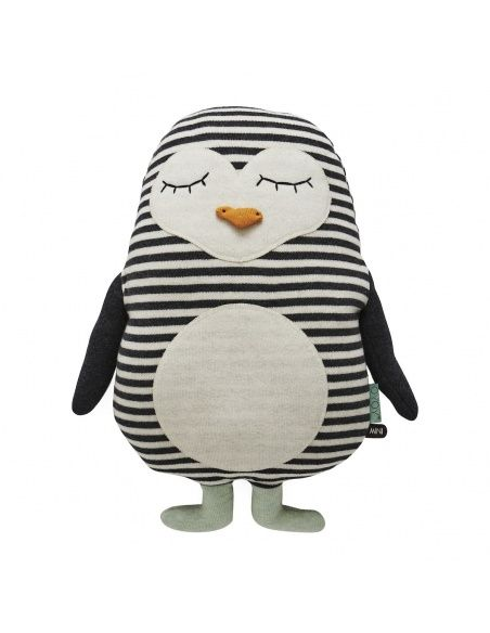 OYOY Cushion Pingo Penguin