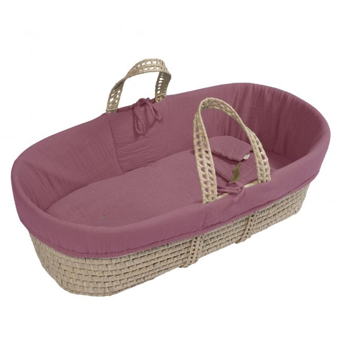 Moses Basket bed baobab rose - Numero 74