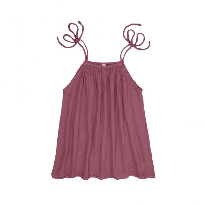 Dress short for mum Mia baobab rose - Numero 74