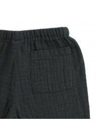 Numero 74 Suit Dan shirt & pants dark grey
