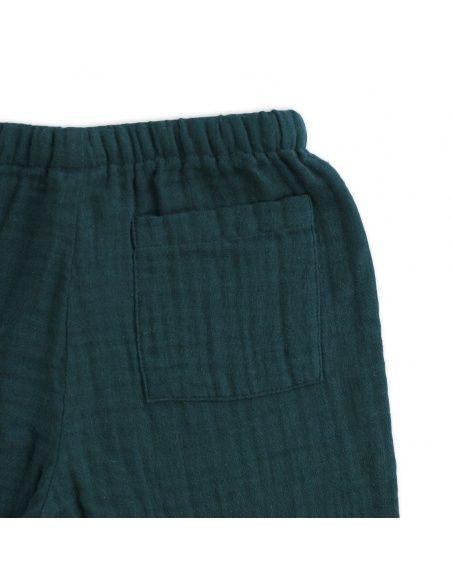 Numero 74 Suit Dan shirt & pants teal blue