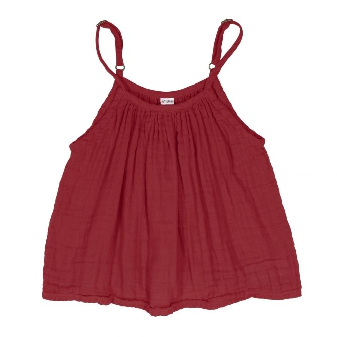 Top Kid Mia ruby red - Numero 74
