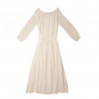 Sukienka dla mamy Nina długa waniliowa
