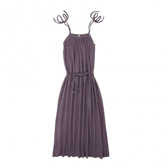 Dress for mum Mia long dusty lilac - Numero 74