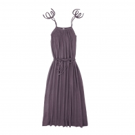 Dress for mum Mia long dusty lilac
