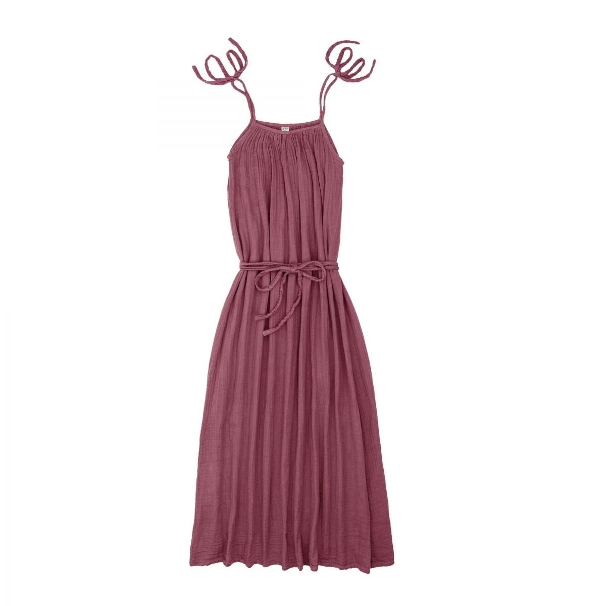 Dress for mum Mia long baobab rose - Numero 74