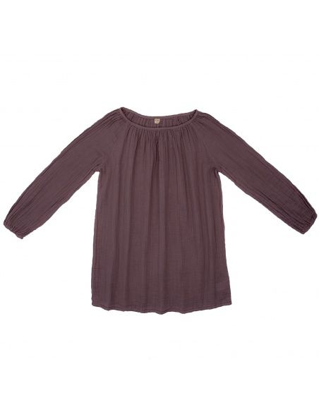 Numero 74 Tunic for mum Nina dusty lilac