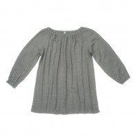 Tunic for mum Nina silver grey