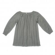 Tunic for mum Nina silver grey