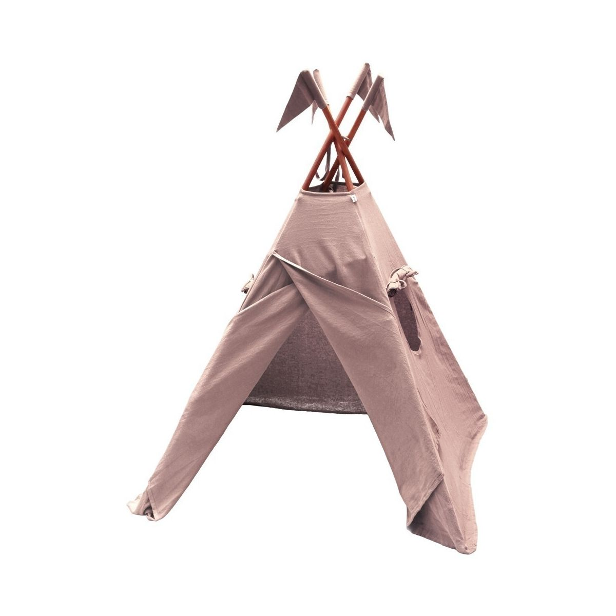 Numero 74 Tipi Tent dusty pink