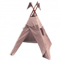 Tipi Tent dusty pink