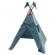Namiot Tipi szaroniebieski