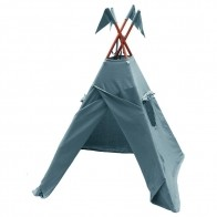 Tipi Tent ice blue