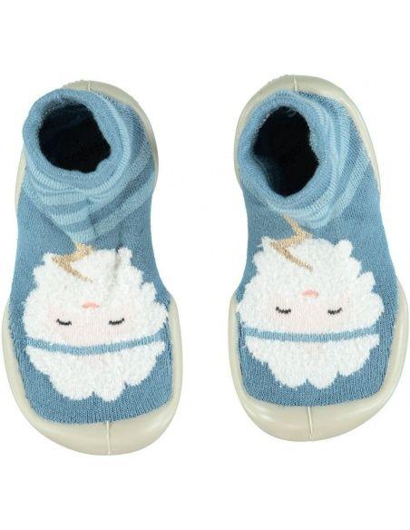 Slipper Socks Tiny Zeus - Collégien