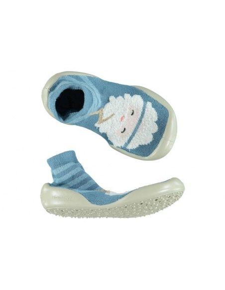 Collégien Slipper Socks Tiny Zeus