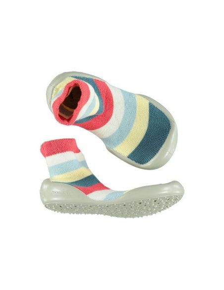 Slipper Socks Rayas stripes multicolor - Collégien