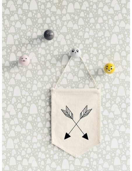Dog Hook yellow - Ferm LIVING
