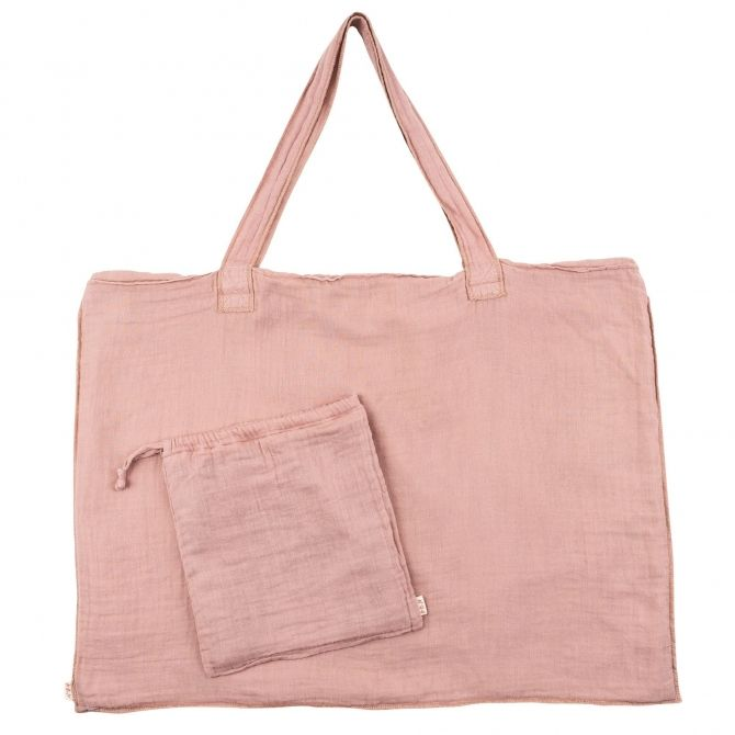 Bag & Purse dusty pink - Numero 74