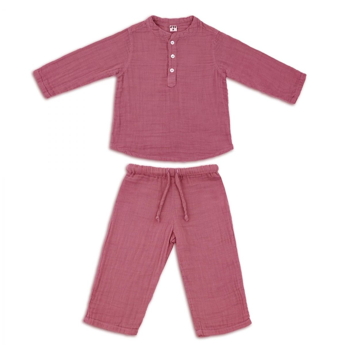 Numero 74 Suit Dan shirt & pants baobab rose