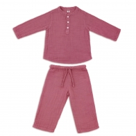 Suit Dan shirt & pants baobab rose