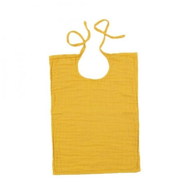 Śliniak Kwadratowy słonecznie żółty - Numero 74