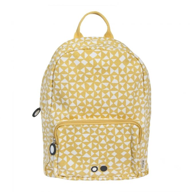 Backpack Diabolo mustard - Trixie