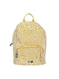Trixie Backpack Diabolo mustard