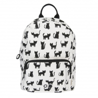 Backpack Cats white