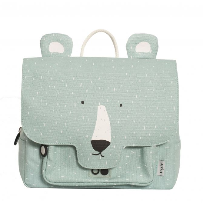 Sachel Mr. Polar Bear mint - Trixie