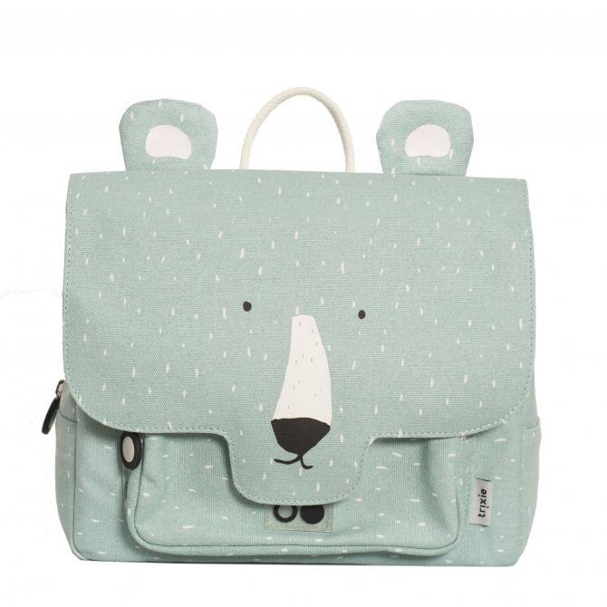 Tornister Mr. Polar Bear miętowy - Trixie