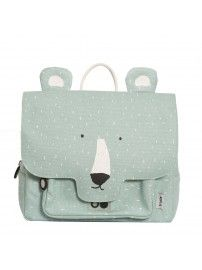 Trixie Sachel Mr. Polar Bear mint