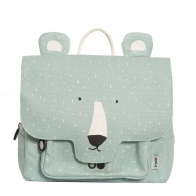 Sachel Mr. Polar Bear mint