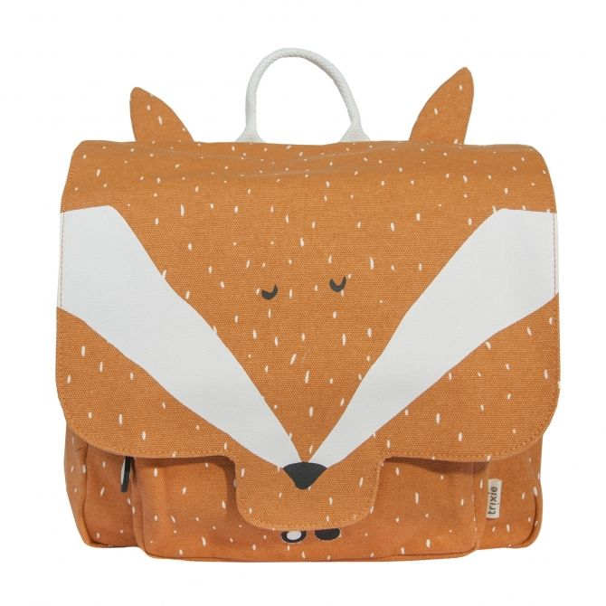 Trixie Sachel Mr. Fox orange