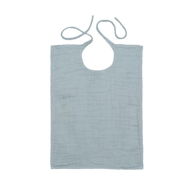 Baby Bib Square sweet blue - Numero 74
