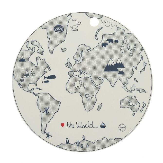Placemate The World - OYOY