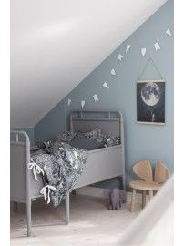 Garbo & Friends Fauna Junior Bedset BS EU dark green